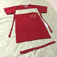 ダイソー「Tシャツヤーン」の長さは?「Tシャツヤーンの作り方 B」1