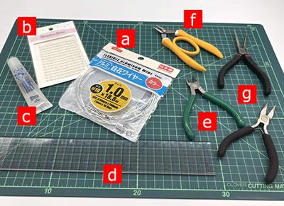 【ハンドメイドアクセサリー】ワイヤーで作る指輪の作り方!「必要な材料・道具類」