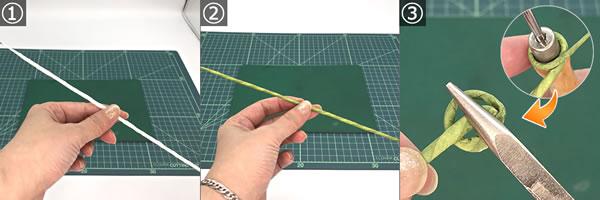 フェルトで手作り♪ガーベラの作り方「組み立て」!手順1~3